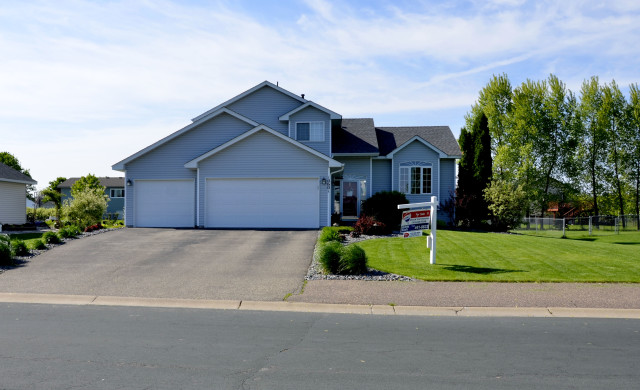 Search contract for deed homes for sale in Hennepin County.