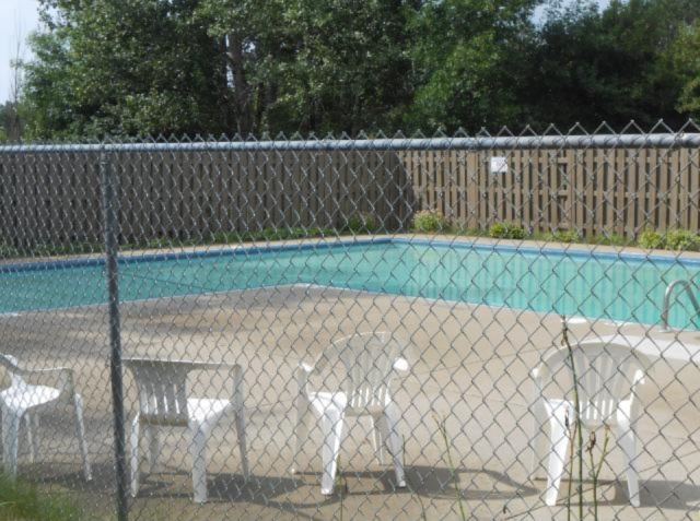 Campgroud pool