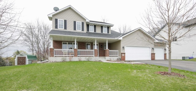213 Terrace Road NE, St. Michael, MN 55376 — $329,900 This well maintained five bedroom, four bathroom St. Michael home for sale is truly a must see! Located within the […]