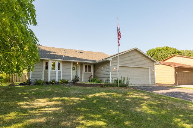 Open house 4 level split 4br 2ba in andover for Home and landscape design andover mn