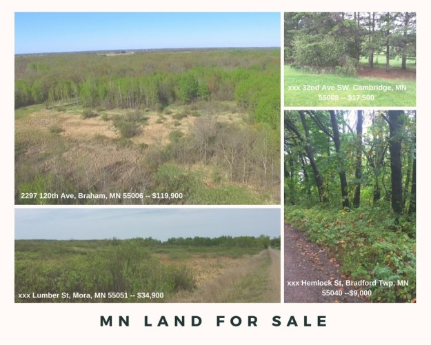mn land for sale