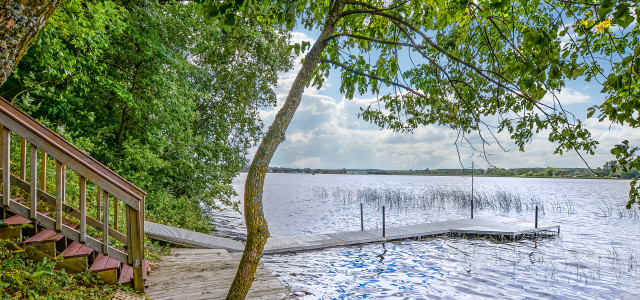 Welcome home to this gorgeous lakeshore home for sale in Long Prairie on Lake Charlotte! Perfect for year round use, a scond home or a cabin retreat! This lakefront home […]