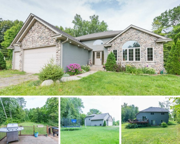 900 525th Street, Stanchfield MN 55080 -- $284,900