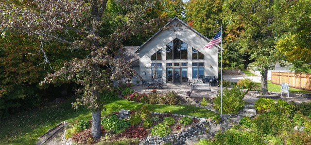 Welcome home to this gorgeous three bedroom, three bathroom two story lake home for sale in Grey Eagle on Little Birch Lake! This charming lakefront home for sale on Little […]